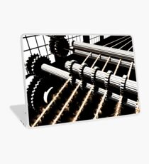 TIME AERIALS Industrial Revolutions Laptop Skin