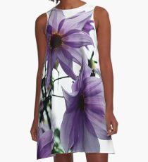 Tree Dahlia A-Line Dress