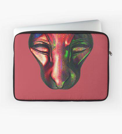 Mask Laptop Sleeve