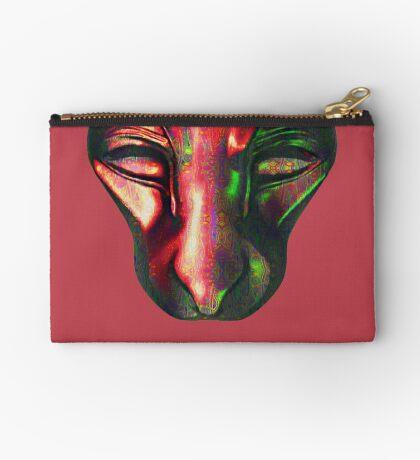 Mask Zipper Pouch