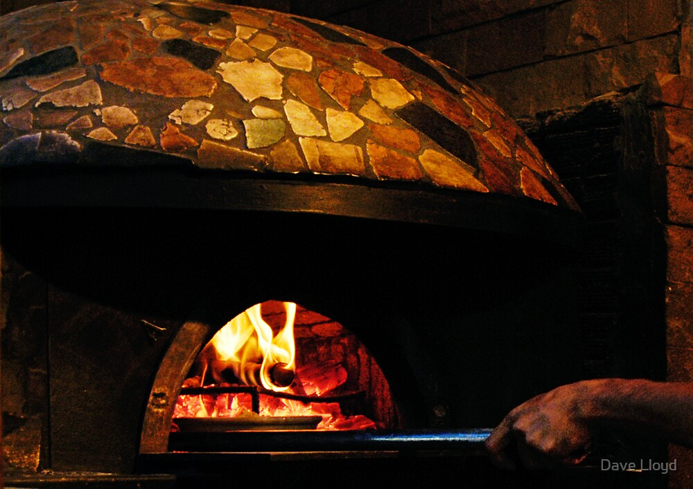 Pizza Oven by Dave Lloyd