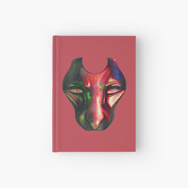 Mask Hardcover Journal