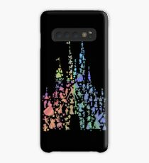 Happiest Castle On Earth (Rainbow Explosion) Case/Skin for Samsung Galaxy
