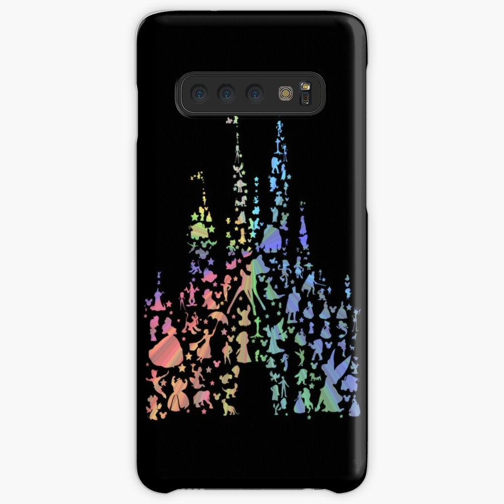 Happiest Castle On Earth (Rainbow Explosion) Case & Skin for Samsung Galaxy