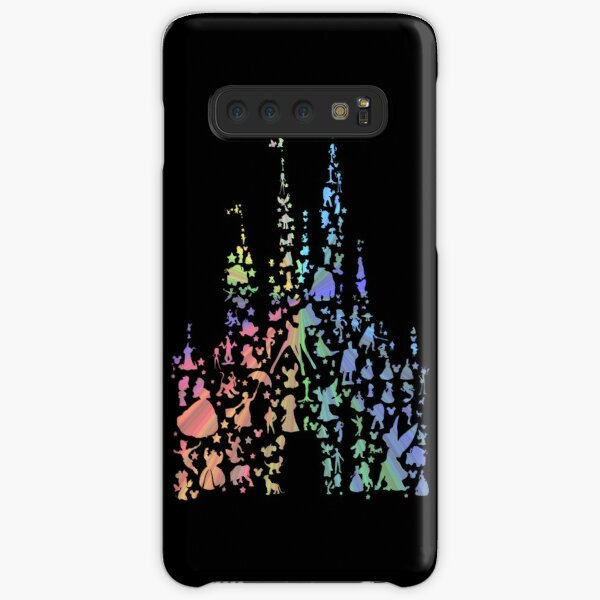 Happiest Castle On Earth (Rainbow Explosion) Samsung Galaxy Snap Case