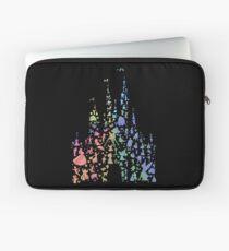 Happiest Castle On Earth (Rainbow Explosion) Laptop Sleeve