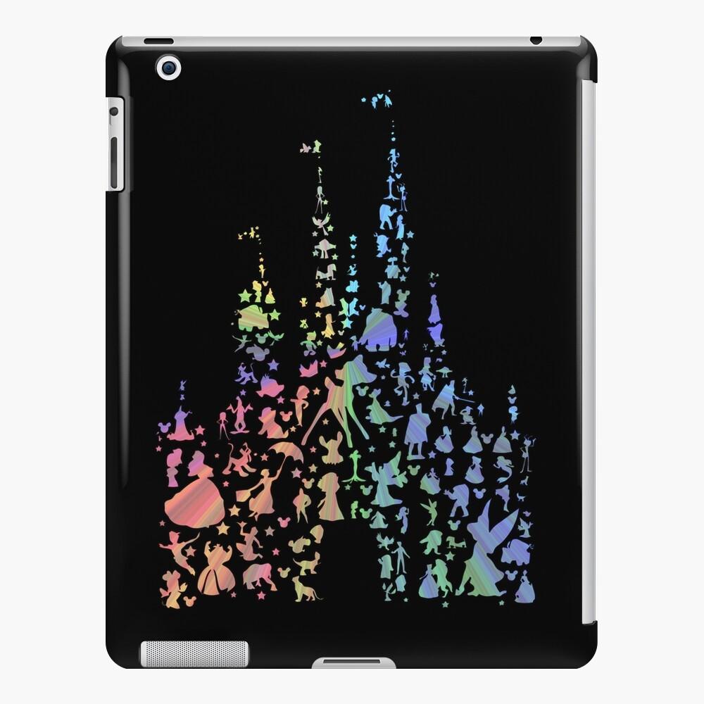 Happiest Castle On Earth (Rainbow Explosion) iPad Case & Skin
