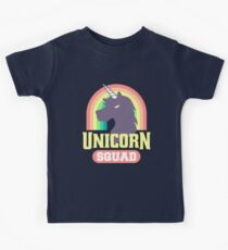 Unicorn Squad Kids Tee