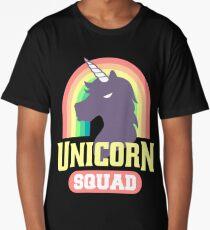 Unicorn Squad Long T-Shirt