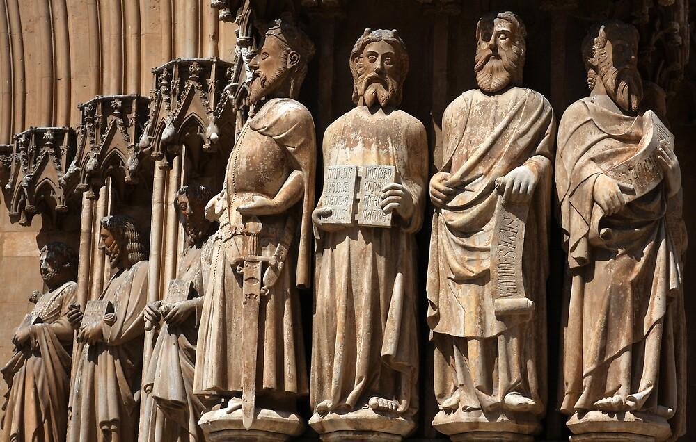 Tarragona Cathedral by Steiner62