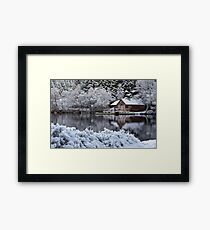 The Illicit Still Framed Print