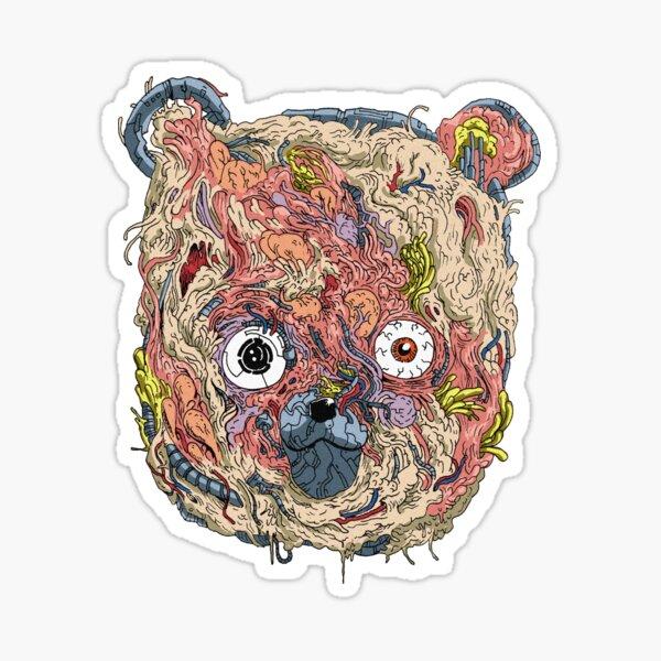 Synthorganic Bear Sticker