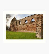 Beauly Priory Art Print
