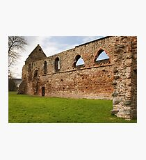 Beauly Priory Photographic Print