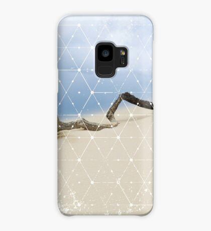 Nature and Geometry - Drift Wood Case/Skin for Samsung Galaxy
