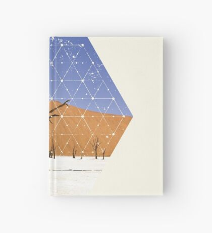Nature and Geometry - The Landscape Hardcover Journal