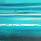 Moonlit Sea by Kathie Nichols
