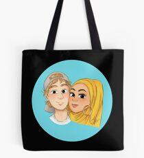 SKAM Isak&Sana Tote Bag