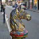 Horse Hitch by wonderfulworld