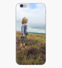 Looking out over the heather iPhone Case