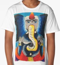 Ganesha Series  Long T-Shirt