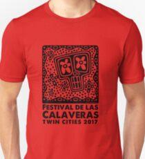 Festival de las Calaveras Unisex T-Shirt