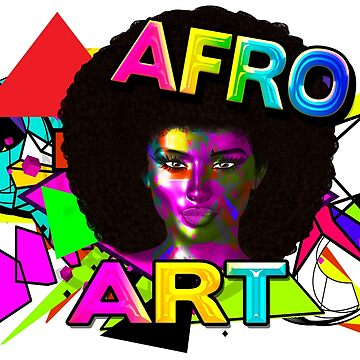 Afro Art by TK0920