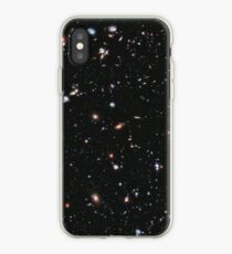Hubble, COSMOS, Nasa, Extreme Deep Field image, space, constellation, Fornax iPhone Case
