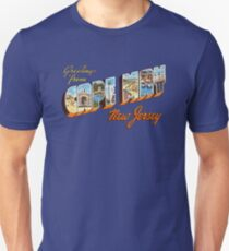 Greetings from Cape May, New Jersey 0a T-Shirt