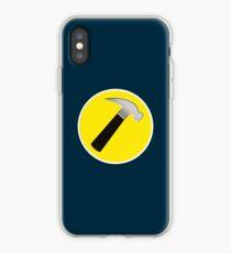 captain hammer iPhone Case