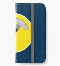 captain hammer iPhone Wallet/Case/Skin