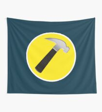 captain hammer Wall Tapestry