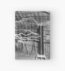 nikola tesla Hardcover Journal