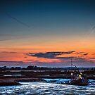Walton estuary by JEZ22