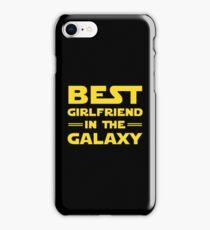 Best Girlfriend in the Galaxy iPhone Case/Skin