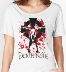 Death Note logo 3 Women's Relaxed Fit T-Shirt