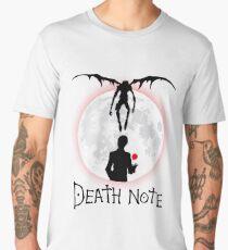 Death Note Logo 4 Men's Premium T-Shirt