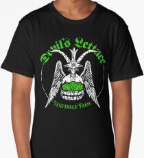 The Devils Lettuce Vegetable Farm Long T-Shirt
