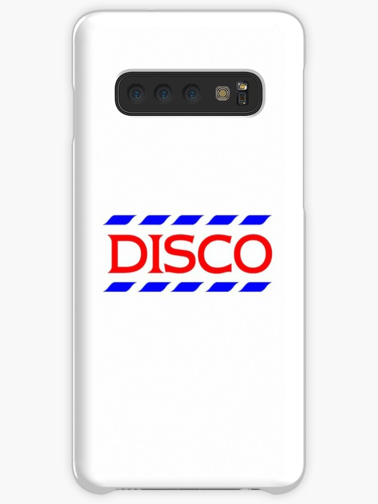 sports shoes 00476 a8084 'Tesco Disco' Case/Skin for Samsung Galaxy by jackwi