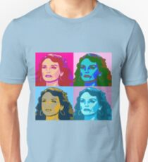 Warholized Elaine Marley T-Shirt