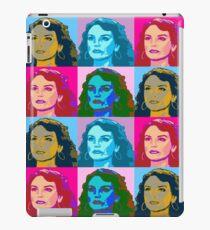 Warholized Elaine Marley iPad Case/Skin