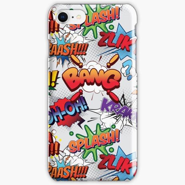 Bang seamless comics  iPhone Snap Case