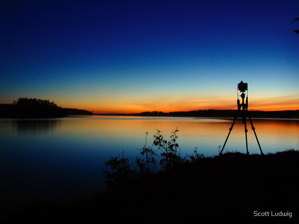 The Last Shot by Scott Ludwig