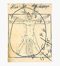 anatomy graham Photographic Print