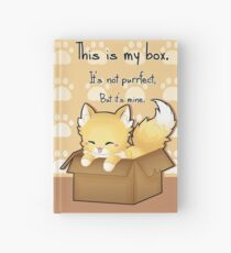 This Is My Box Hardcover Journal