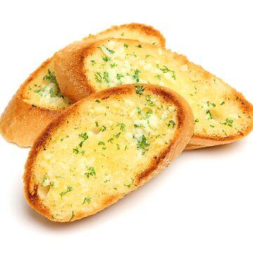 Garlic Bread by maxrhys