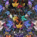 Autumn Color Dance by Wayne King