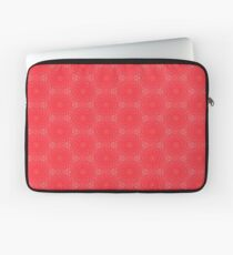 Crochet red stars Laptop Sleeve