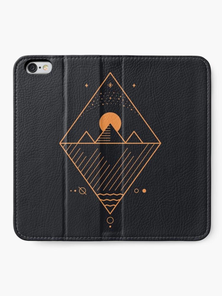 Alternate view of Osiris iPhone Wallet