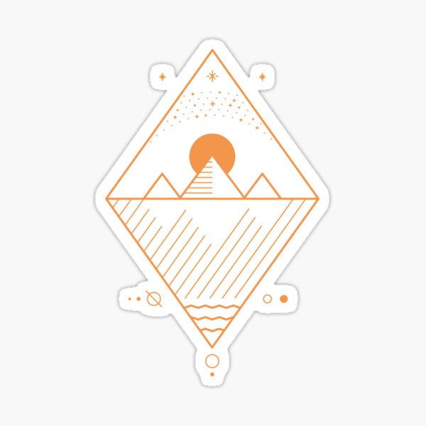 Osiris Sticker